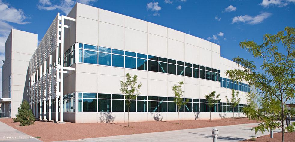 MESA Weapons Integration Facility