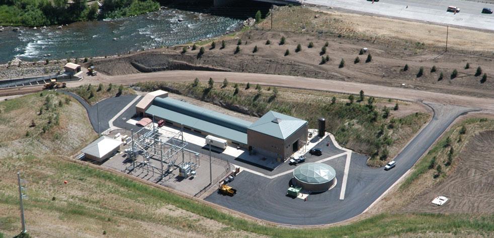 Durango Pumping Plant