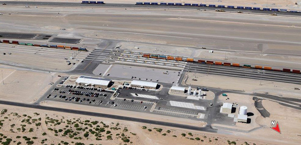 Union Pacific Railroad – Fueling Facility, Block Swap Yard and Intermodal Facility