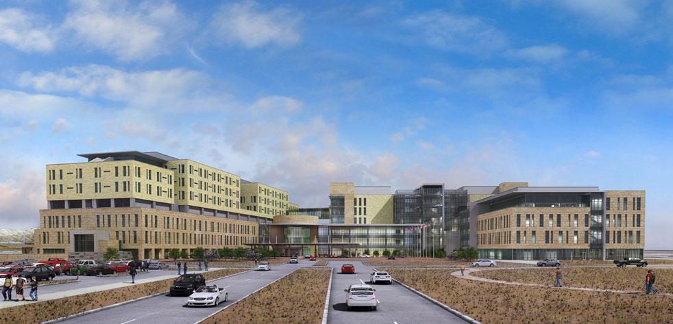 Fort Bliss Replacement Hospital Gardner Zemke